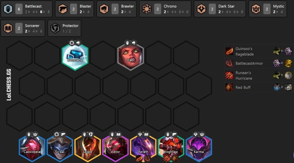 10.13 Teamfight Tactics Tier List Meta Comps