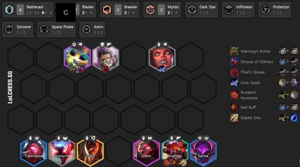 10.16 Teamfight Tactics Tier List Meta Comps